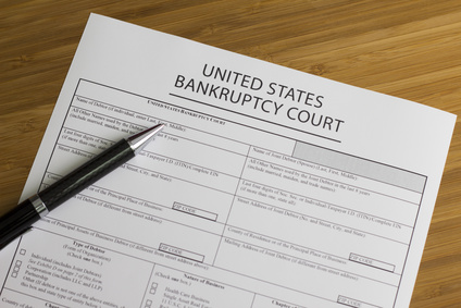 Filing for Bankruptcy